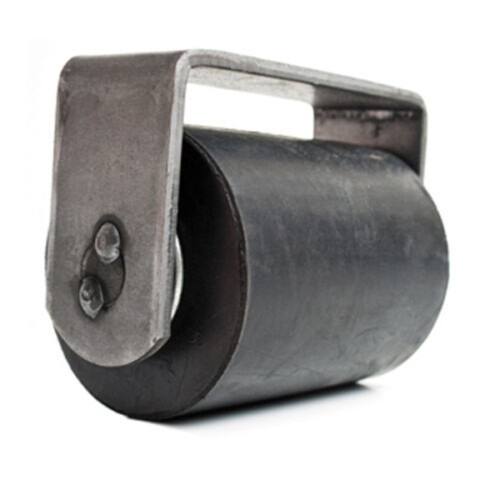 Weld on Rubber Gate Rollers
