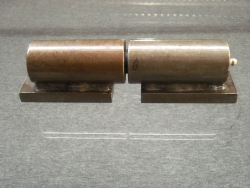 Weld on Barrel Hinge with Ball Barring