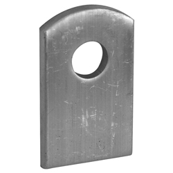 Weld Tab Single Hole.