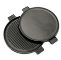 "14"" Reversible Round Griddle"
