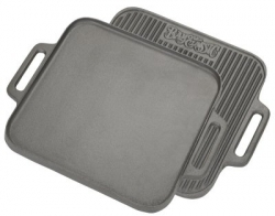 "14"" Reversible Square Griddle"